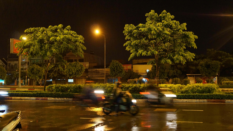 Chuyện ở Sài Gòn ngày mưa